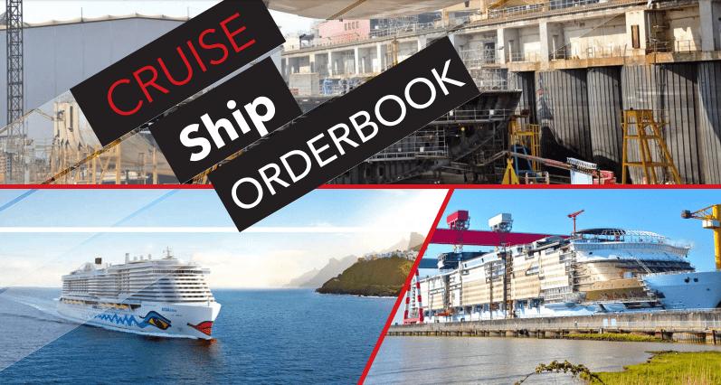 pesanan kapal pesiar baru