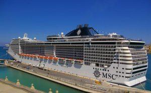 profil msc cruise