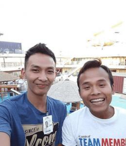 alumni marine cruise yogyakarta