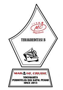 Marine cruise akreditasi B