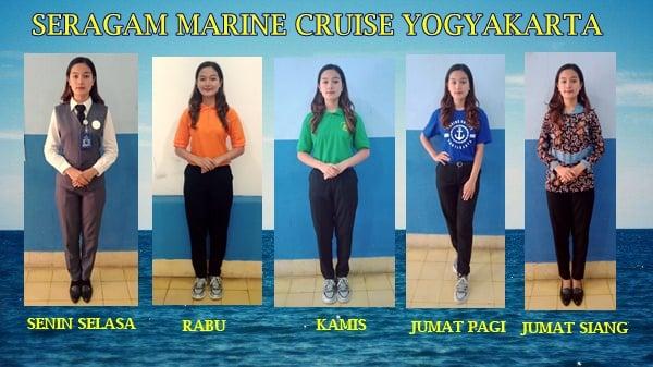 Seragam Siswa Sisi Marine cruise